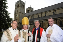 Worksop Ordination of Michael Vyse as Deacon
